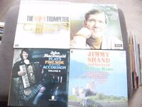 Small collection/Job Lot of LPs - With a Scottish theme! Collect (Central London) or can Post.