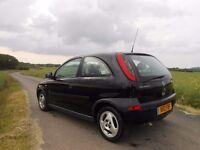 Vauxhall Corsa SXI 3-door hatchback 16V 1.2