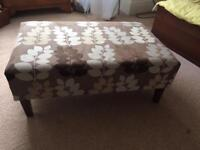 Bench/ottoman for sale