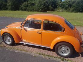 Classic vw beetle 1303