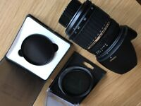 Tamron 17-50mm Lens F/2.8 Nikon Fit