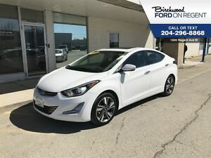 2016 Hyundai Elantra Limited *Leather/Nav/Sunroof*
