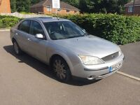 Automatic for mondeo for sale, leather seats, MOT, part service history, drives good.