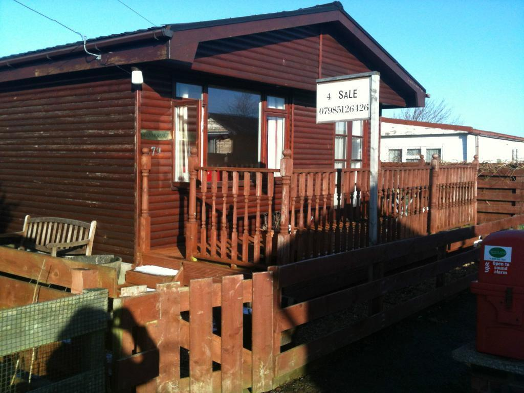 Large Static Mobile Home / Park Home at Pentland Park ...