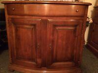 Antique cabinet (Walnut)