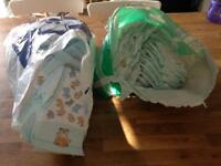 Size 5 nappies