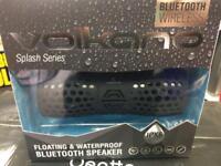 Volkano waterproof speaker (ipx6)