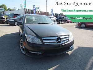 2011 Mercedes-Benz C-Class C350 4MATIC | LEATHER | NAV | ROOF |