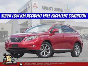 2011 Lexus RX 350–Accident Free–Navigation–AWD–3.5L V6–