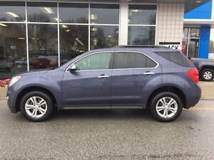 2013 Chevrolet Equinox 2LT Leather Power Liftgate Safety Package Windsor Region Ontario image 2
