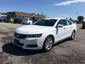 2016 Chevrolet Impala LT/CARPROOF CLEAN/REAR CAM/LOW KM/BLUETOOT