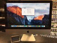 """iMac 21.5"""" 2010 Core i5 3.6GHz 4GB RAM 500GB"""