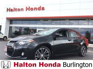 2016 Toyota Corolla LIMITED|LEATHER|SUNROOF