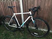 Genesis day one alfine 8 road hybrid cruiser adventure bike bicycle