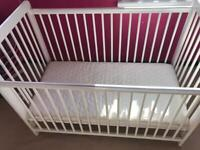 John Lewis cot bed for sale