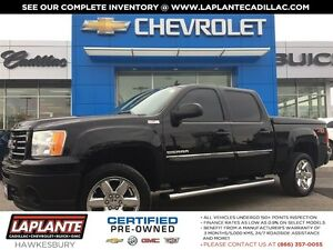 2012 GMC Sierra 1500 All Terrain+ Heated Leather Seats