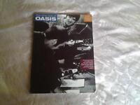 """Guitar tablature """" THE OTHER SIDE OF OASIS"""""""