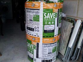 1 Roll of Loft Insulation - Free