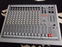 HH SOUND MIXER MISCARA 1602SX RARE COMPLETE WORKING ORDER