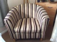 Tub chair only £10