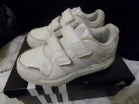 Adidas Childrens Trainers - UK Size 10