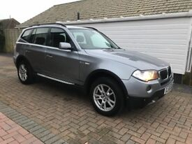 BMW X3 159k miles. Full engine rebuild at 135k