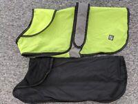 2in1 waterproof dog coat