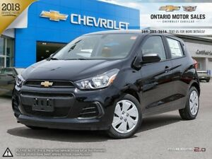 2018 Chevrolet Spark LS Manual MANUAL TRANSMISSION / WIFI HOT...