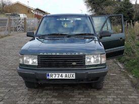 Range rover p38 2.5dt auto