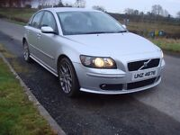Volvo S40 Sport 2.0D mint FSH long mot low miles