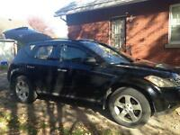 2003 Nissan Murano , make an offer
