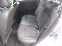 Chevrolet SPARK 1.0 LTZ,5 dr hatchback,1 previous owner,FSH,full MOT,half leather interior,only 50k