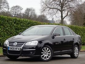 Volkswagen Jetta 2009 1.4 TSI SE 4dr***LOW MILES 50 K + 6 SERVICE STAMPS + 2 KEYS***