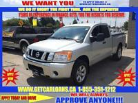 2011 Nissan Titan King Cab 4WD*KEYLESS ENTRY*MP3/WMA 6CD CHANGER