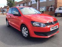 VW Volkswagen Polo 1.2 Petrol S 2010 1 Owner Low Miles
