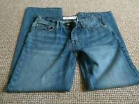 Burtons relaxed fit mens jeans