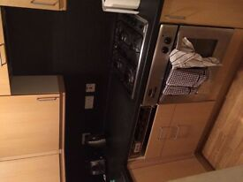 Double room in 4bed student flat summer Jun-Aug 16