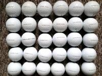 30 Titleist PROV1s in very good condition