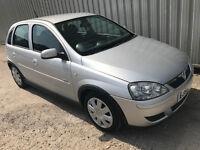 2005 (55) Vauxhall Corsa 1.2 Design 5 doors - Only 53000 GUARANTEED miles!!! MOT till 13th Feb 2018