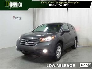 2013 Honda CR-V EX  - $156.33 B/W  - Low Mileage