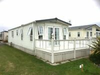 CHEAP DEAL - STATIC CARAVAN FOR SALE IN SKEGNESS, LINCOLNSHIRE, EAST COAST CLOSE TO THE SEASIDE.