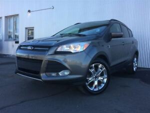 2013 Ford Escape SE, 4X4, LEATHER, HEATED SEATS, NAV.