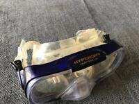 Scuba mask tusa hyperdry