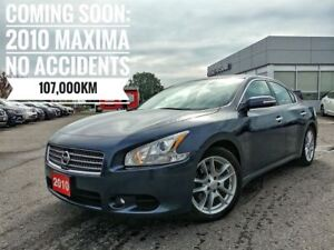 2010 Nissan Maxima SV  FREE Delivery