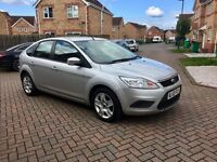 2011 FORD FOCUS 1.6 DIESEL, £30 TAX, MOT FULL 12 MONTHS, 1 KEEPER, SERVICE HISTORY, HPI CLEAR