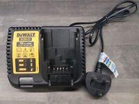DeWALT DCB115 10.8v, 14.4v, 18v, 20v, RAPID charger______makita Bosch Hilti Panasonic