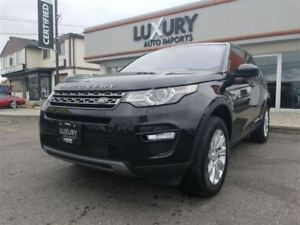 2017 Land Rover Discovery Sport NAVIGATION-CAMERA-PANOROOF