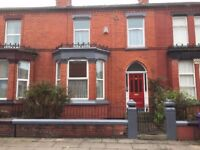 6 bed student house, Langdale Road off Smithdown Road for rent from 1st July 2018. All double beds