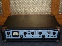 Ashdown EVO II 500 bass amplifier head made in England