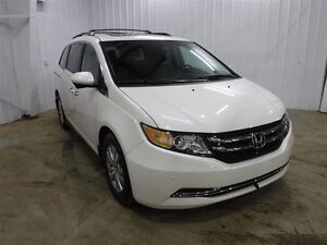 2016 Honda Odyssey EX-L Navigation Power Doors Leather